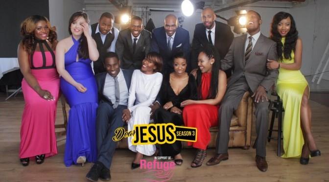 Watch | 'Dear Jesus' – Series 4 of the web series from Wonderlondon Films