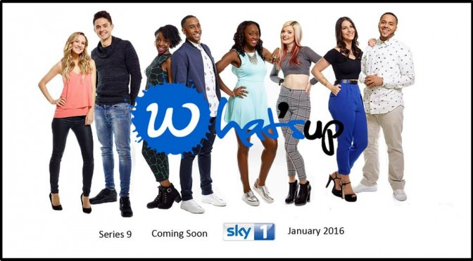Trailer| What's Up returns to Sky 1 for a brand new series