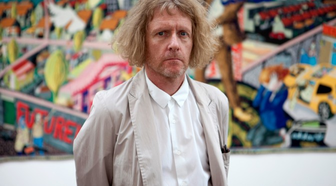 News | New Grayson Perry series to explore 'masculinity'