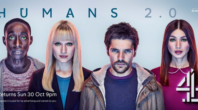 Watch | Channel 4 release trailer for 'Humans' series 2 starring Ivanno Jeremiah, Emily Berrington, Colin Morgan & Gemma Chan