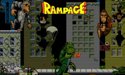 rampage game still